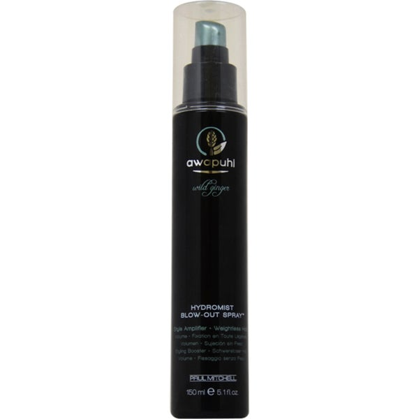 Paul Mitchell Awapuhi Wild Ginger Hydromist Blow Out 5.1-ounce Hair Spray
