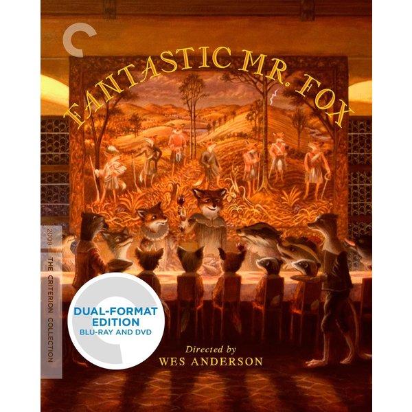 Fantastic Mr. Fox (Blu-ray Disc) 12131890