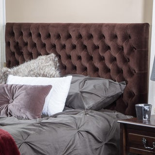 Christopher Knight Home Bolton Queen Button Tufted Headboard