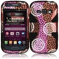 BasAcc Ethnic Wave Case for Samsung Galaxy Ring M840 Prevail 2