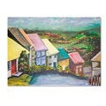 Judy Harris 'English Countryside' Canvas Art