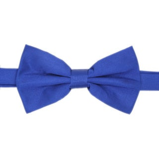 Ferrecci Men's Royal Blue Bowtie