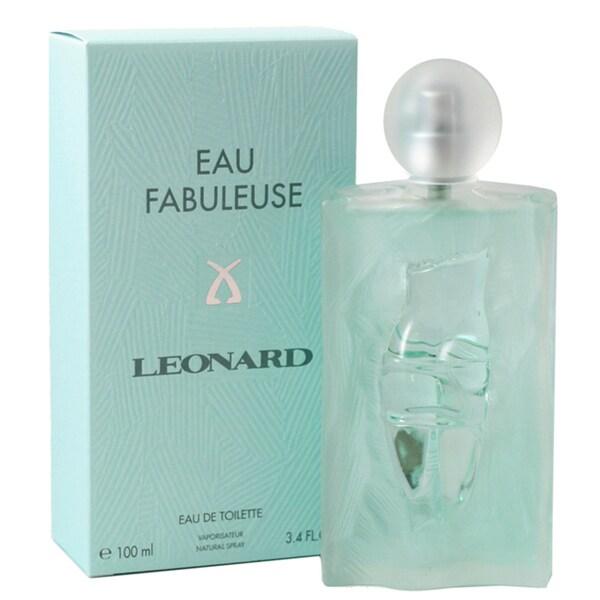 Leonard Eau Fabuleuse Women's 3.4-ounce Eau de Toilette Spray