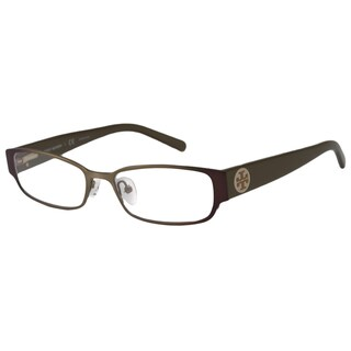 Tory Burch Readers Women's Brown-Fade TY1001 Rectangular Reading Glasses