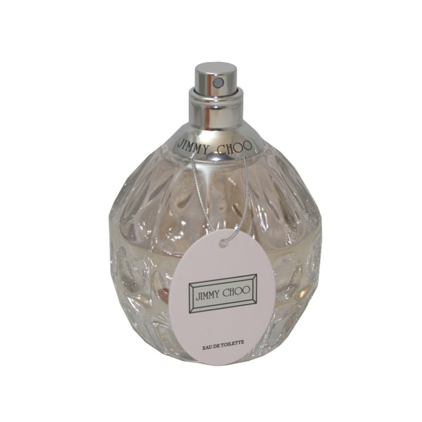 Jimmy Choo Jimmy Choo Women's 3.3-ounce Eau de Toilette Spray (Tester)
