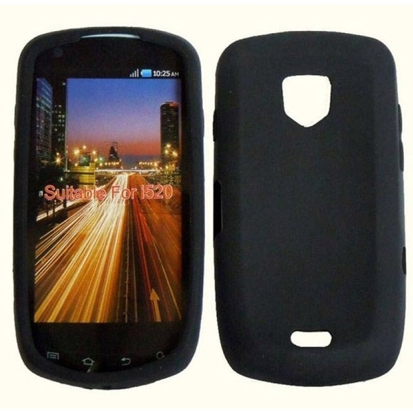 INSTEN Soft Silicone Phone Case Cover for Samsung Droid Charge i510