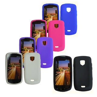 BasAcc Silicone Case for Samsung Droid Charge i510