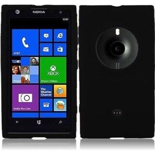 INSTEN Soft Silicone Phone Case Cover for Nokia Lumia 1020