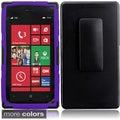 BasAcc Holster Case with Stand for Nokia Lumia 928