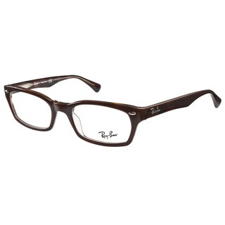 Ray-Ban RB5150 2019 Brown Prescription Eyeglasses