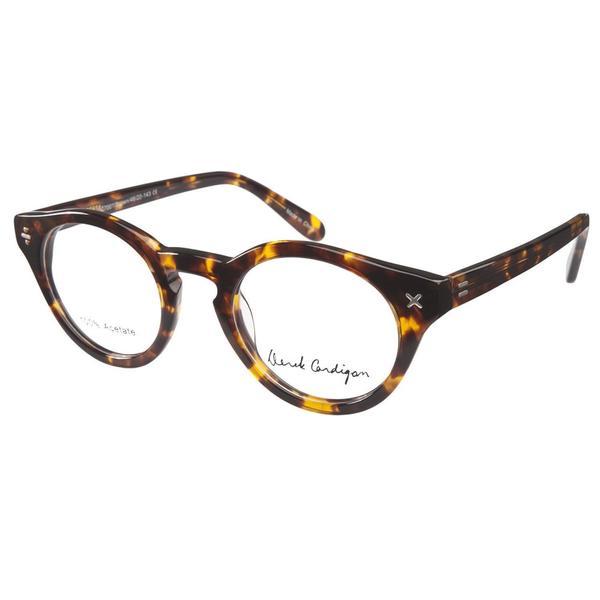 Derek Cardigan 7001 Brown Tortoiseshell Prescription Eyeglasses
