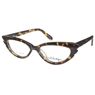 Derek Cardigan 7007 Green Tortoiseshell Prescription Eyeglasses
