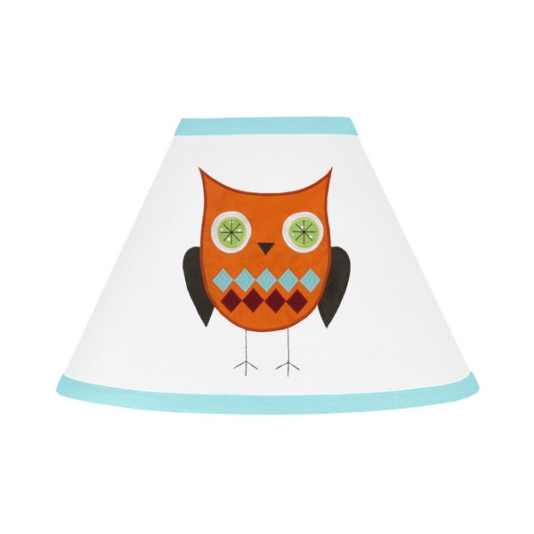 Sweet Jojo Designs Hooty Owl Lamp Shade