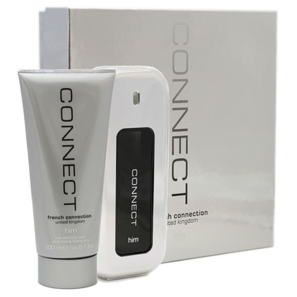 French Connection UK Connect Men's 2-piece Gift Set