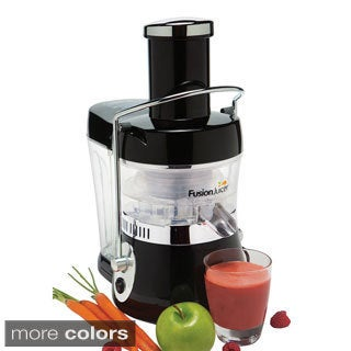 Jason Vale Fusion Juicer Classic plus Booster Blender/Books Bundle (Refurbished)