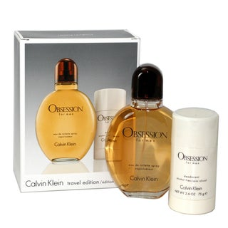 Calvin Klein 'Obsession' Men's 2-piece Gift Set