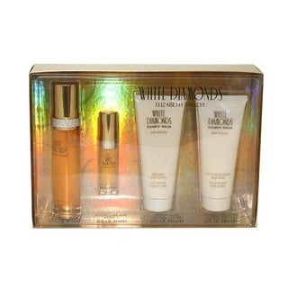 Elizabeth Taylor 'White Diamonds' Women's 4-piece Gift Set