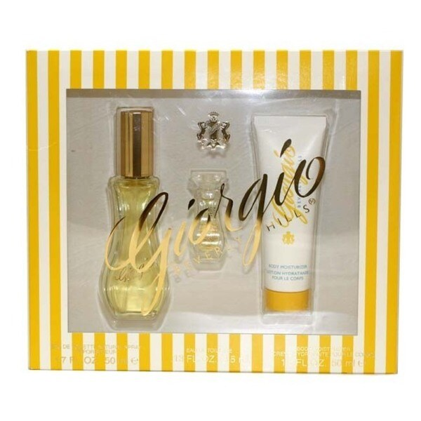 Giorgio Beverly Hills Giorgio Beverly Hills Women's 3-pc Gift Set