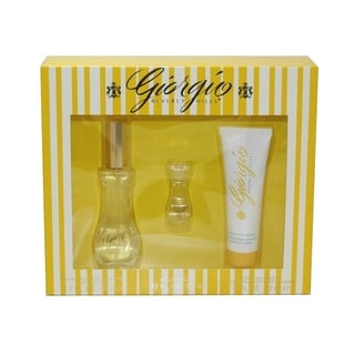 Giorgio Beverly Hills 'Giorgio Beverly Hills' Women's 3-pc Gift Set