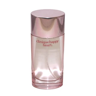 Clinique Happy Heart Women's 4-ounce Parfum Spray 3 ((Unboxed) Tester)