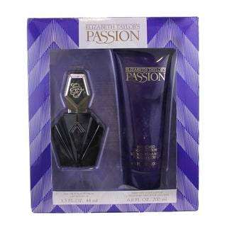 Elizabeth Taylor 'Passion' Women's 2-Piece Gift Set