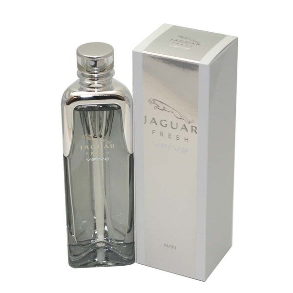 Jaguar Fresh Verve Man Men's 3.4-ounce Eau de Toilette Spray