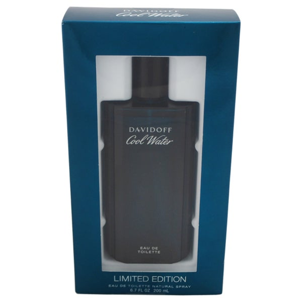 COOL WATER by Davidoff EDT SPRAY 6.7 OZ for MEN