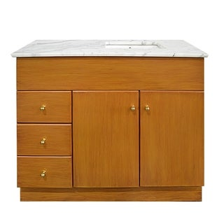 41 50 inches bathroom vanities overstock shopping