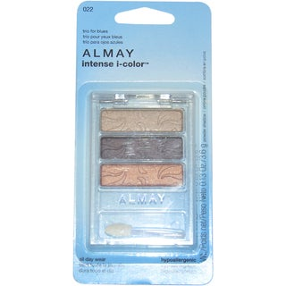 Almay Intense I # 022 Trio For Blues Eyeshadow