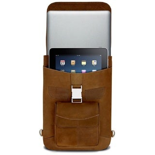 MacCase IPADFJ-VN Vintage Leather iPad Flight Jacket