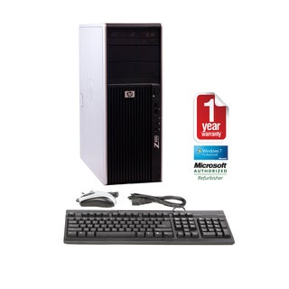 HP Z400 3.06GHz 6GB 1.5TB Win 7 Minitower Computer (Refurbished)
