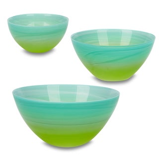 IMPULSE! Seaside 3-piece Bowl Set