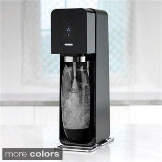 SodaStream Source Plastic Edition Mini Beverage Dispenser with **$20 Mail-in Rebate**