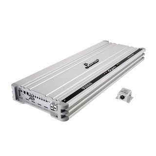Lanzar OPTI7001D Optidrive Digital Mono Block 7000 Watt Half Ohm Stable Power Amplifier (Refurbished)