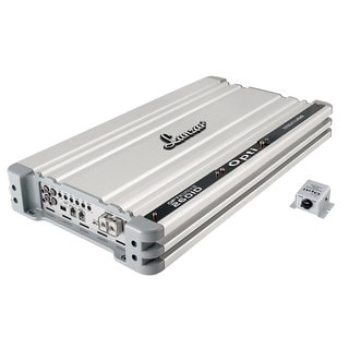 Lanzar OPTI2601D Optidrive Digital Mono Block 2600 Watt Half Ohm Stable Power Amplifier (Refurbished)