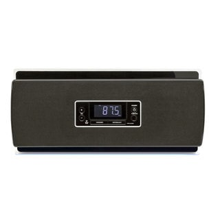 PyleHome PBTSD86 Bluetooth Wireless Audio Streaming Clock Radio w/FM Receiver & Alarm Clock (Refurbished)