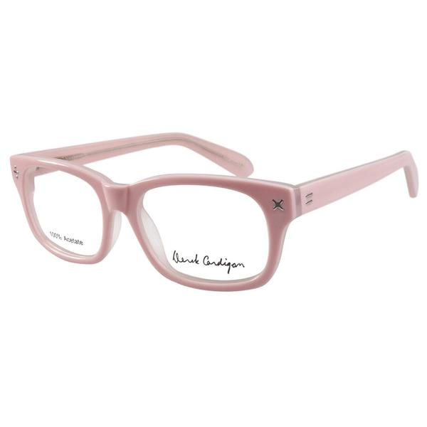 Derek Cardigan 7003 Pink Prescription Eyeglasses