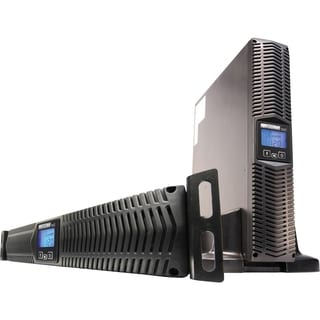 Minuteman 750 VA Line Interactive Rack/Wall/Tower UPS with 8 0utlets