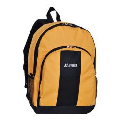 Everest Backpack with Front and Side Pockets (Set of 2) Yellow
