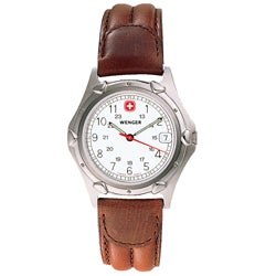 Wenger Men's Standard Issue Swiss Quartz Watch