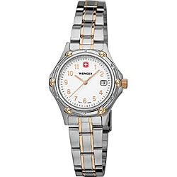 Wenger Standard Issue Women's Swiss Quartz Military Watch