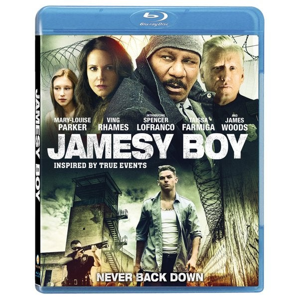 Jamesy Boy (Blu-ray Disc) 12138443