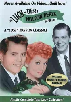 The Lucy-Desi Milton Berle Special (DVD)