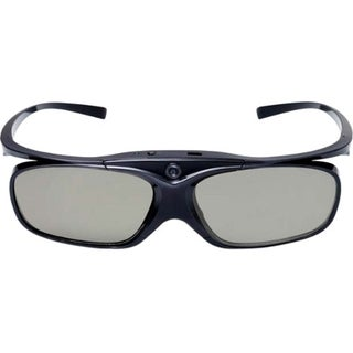 Viewsonic PGD-350 3D Glasses - For Projector - Shutter - 26.25 ft - LCD - 1,200:1 - DLP Link - Battery Rechargeable 258842886