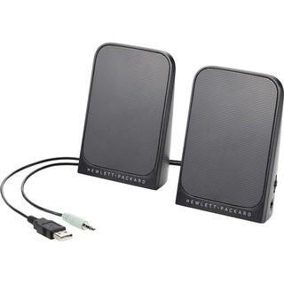 HP 2.0 Speaker System - 2 W RMS