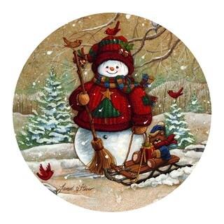 Snow Pals Coaster Set