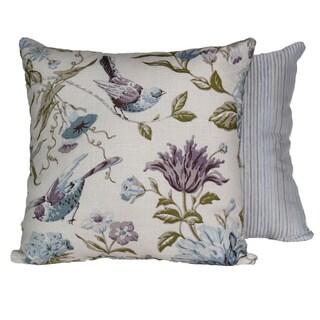Timeless Garden Blue Pillows (Set of 2)