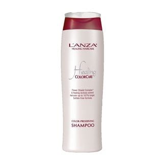 Healing Colorcare Color-Preserving Shampoo by L'anza for Unisex - 10.1 oz Shampoo