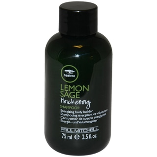 Tea Tree Lemon Sage Thickening Shampoo by Paul Mitchell for Unisex - 2.5 oz Shampoo