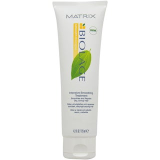 Biolage Intensive Smoothing Treatment by Matrix for Unisex - 4.2 oz Treatment